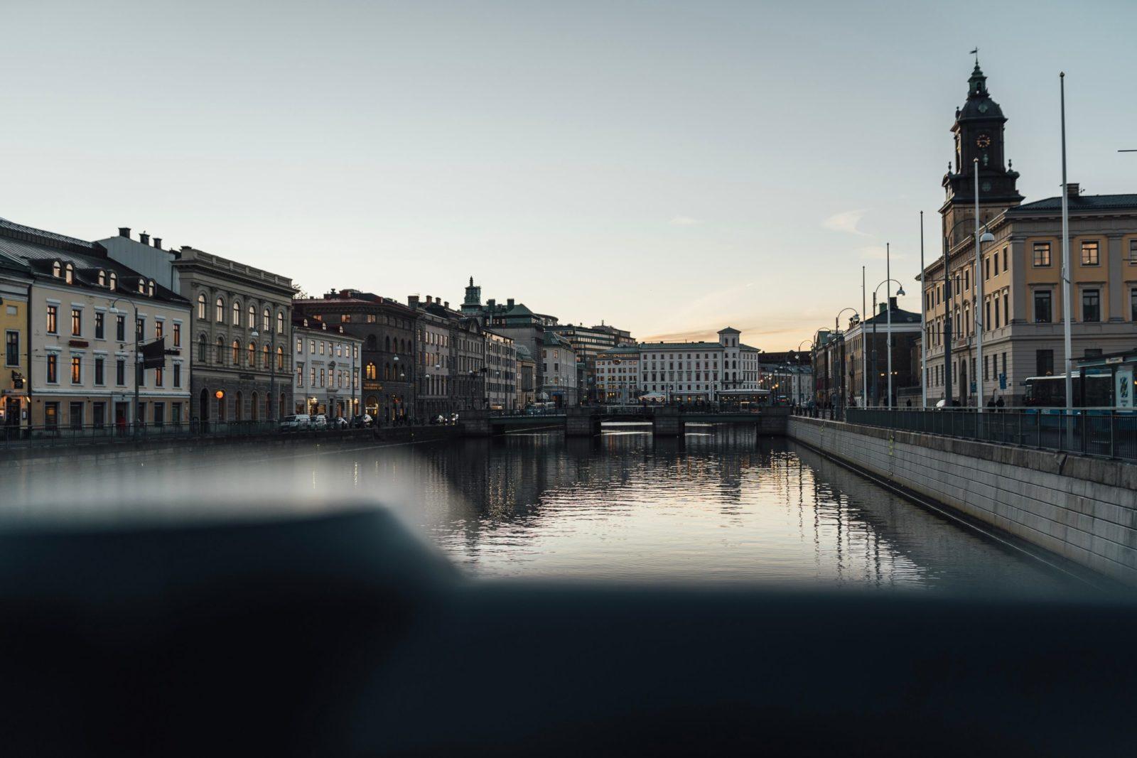 Gothenburg and Málaga selected as 2020 European Capitals of Smart Tourism