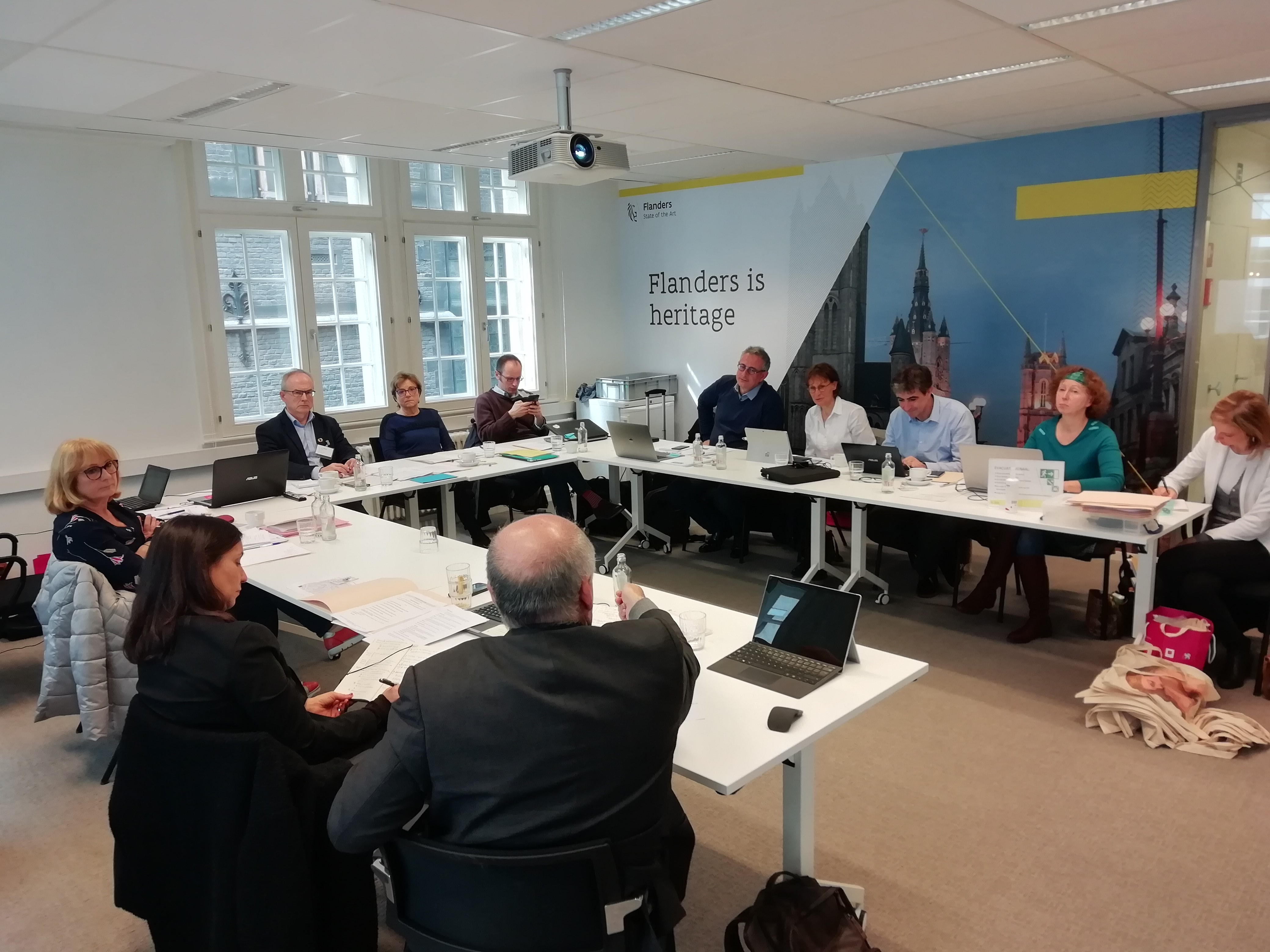 Comité coordination Europe