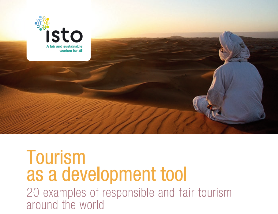 Cover 20 examples of responsible and fair tourism around the world
