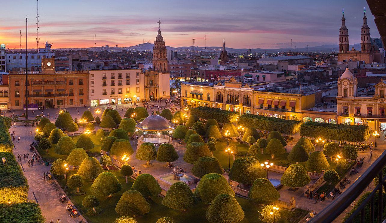 Contribution of Ciudad de León