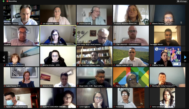 Noticias de la Asamblea General Anual de ISTO Américas